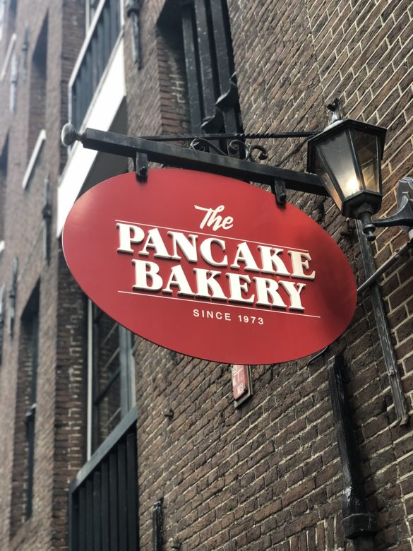 The PANCAKE BAKERY